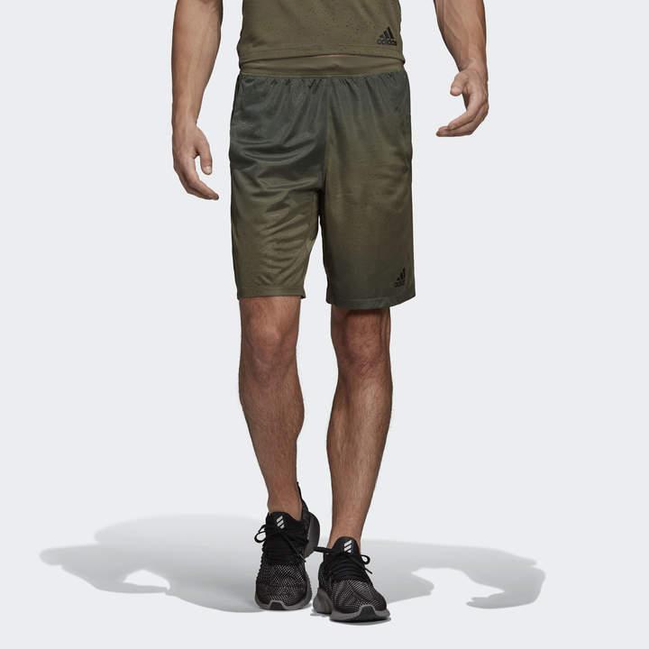 adidas 4KRFT Sport Spray Graphic 9-Inch Shorts