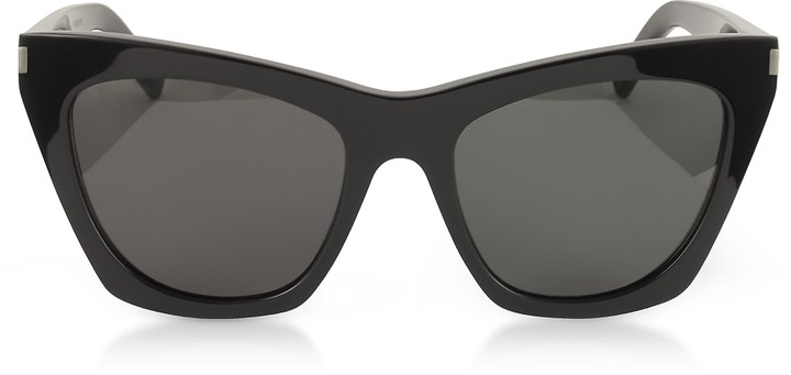 Saint Laurent New Wave 214 KATE Acetate Sunglasses