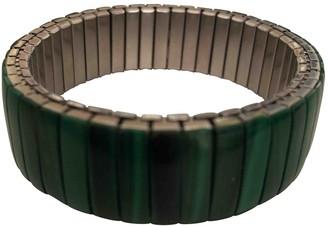 Harpo Green Steel Bracelets