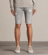 Allsaints Gilroy Switch Denim Shorts