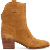 Sigerson Morrison Kimmy suede ankle boots