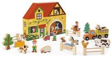 Janod Story Box Farm Set