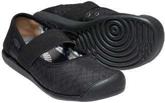 Keen Sienna Quilted Mary Jane Flat