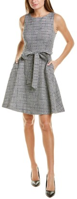 Abbey Glass Alison Shift Dress
