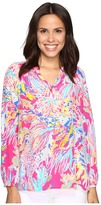 Lilly Pulitzer Elsa Top Women's Blouse
