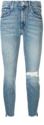 Mother The Looker slim-fit jeans