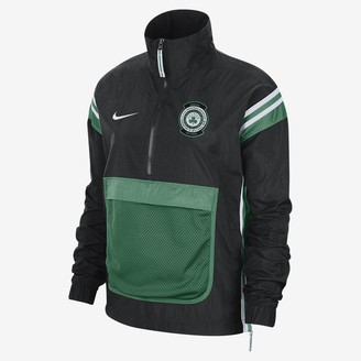 Nike Women's NBA Tracksuit Jacket Celtics Courtside