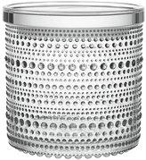 Iittala Kastehelmi Jar - Clear - Medium
