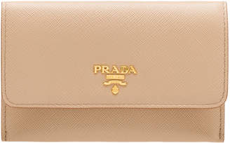 Prada Saffiano Wallet/Card Case