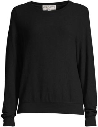 Wildfox Couture Basic Crewneck Sweatshirt