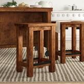 """Birch Lane Birch LaneTM Heritage Vargas Solid Wood 26"""" Counter Stool Heritage"""