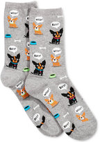 Hot Sox Women's Barking Dog Socks