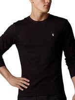 Ralph Lauren Long-sleeved Jersey Crewneck