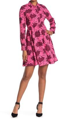 Kate Spade Bubble Dot Smocked Dress