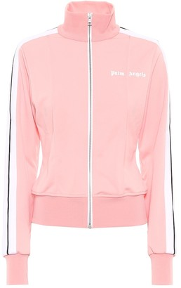 Palm Angels Jersey track jacket