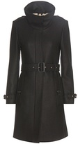 Burberry Gibbsmoore Wool And Cashmere-blend Coat