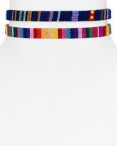 Aqua Jodi Choker Necklace, Set of 2 - 100% Exclusive