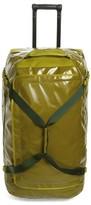 Patagonia 'Black Hole(TM)' Rolling Duffel Bag - Yellow