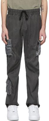 John Elliott Black Miramar Tactical Cargo Pants