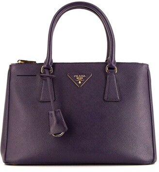 Prada Pre Owned medium Galleria tote