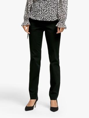 Michael Kors MICHAEL Miranda Stretch Trousers, Black