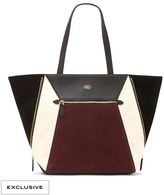 Vince Camuto Maggie – Zipper-Gusset Tote