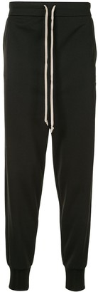 Moncler + Rick Owens Tapered-Leg Track Pants