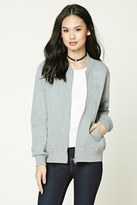 Forever 21 FOREVER 21+ Classic Zip Jacket