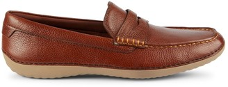 Cole Haan MotoGrand Leather Penny Driving Shoes