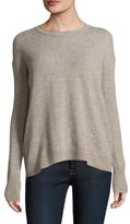 Inhabit 12gg Cashmere Crewneck Sweater
