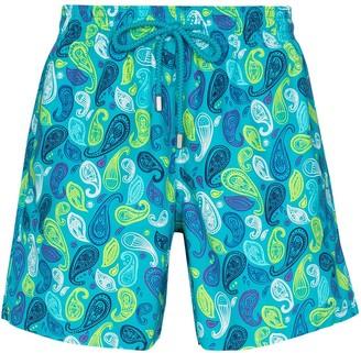 Vilebrequin Moorea paisley-print swim shorts