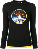 Coach Space jumper - women - Wool - XS