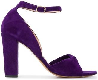 Tila March Bow-Detail Sandals