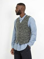 Engineered Garments Knit Vest Boucle