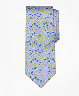 Brooks Brothers Ditsy Floral Print Tie