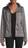 The North Face Apex Chromium Zip-Front Herringbone-Print Thermal Jacket