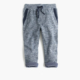 J.Crew Boys' jersey-lined cozy sweatpant