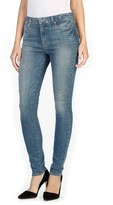 Paige Hoxton High Rise Ultra Skinny Jeans (Big Sur)