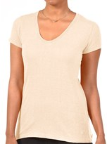 Gramicci Tara V-Neck T-Shirt - UPF 50, Hemp-Organic Cotton, Short Sleeve (For Women)