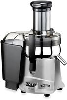 Omega HD Dual Speed Mega Mouth Juicer in Chrome
