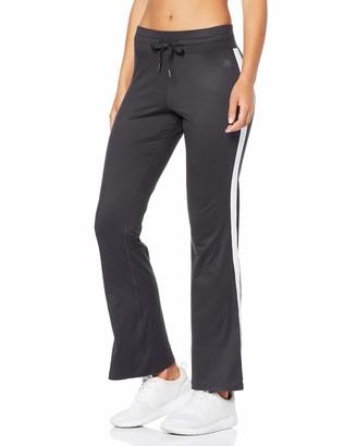 Amazon Brand - AURIQUE Women's Wide Leg Side Stripe Joggers