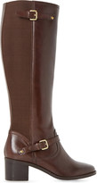 Dune Vivvi leather knee-high boots