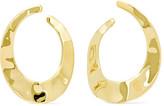 Ippolita Senso Hammered 18-karat Gold Earrings