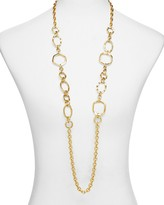 Stephanie Kantis Loop Necklace, 42""