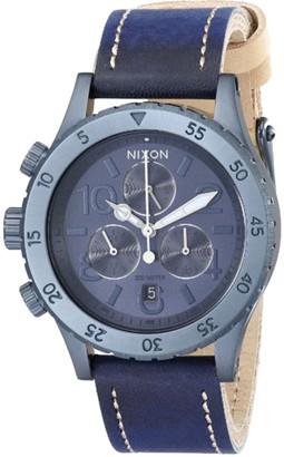 Nixon Women's Leather Watch