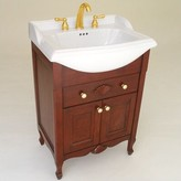 Kensington Bathroom Vanity Base Only Empire Industries Size: 22""