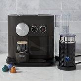 Crate & Barrel Nespresso ® by DeLonghi Expert Espresso Maker Bundle
