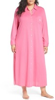 Lauren Ralph Lauren Plus Size Women's Lounge Maxi Dress