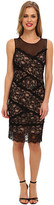 Nicole Miller Amy Stretch Lace Dress