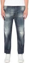 Diesel Carrot 0856p Slim Chino Jeans